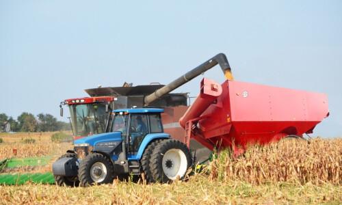 Как повысить производительность уборки урожая на 20-25%?