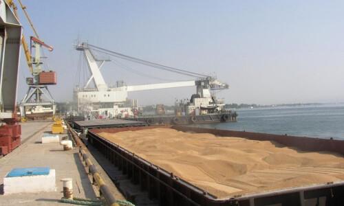 Украина установит новый рекорд экспорта зерновых